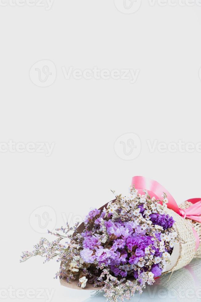 buquê de flores foto