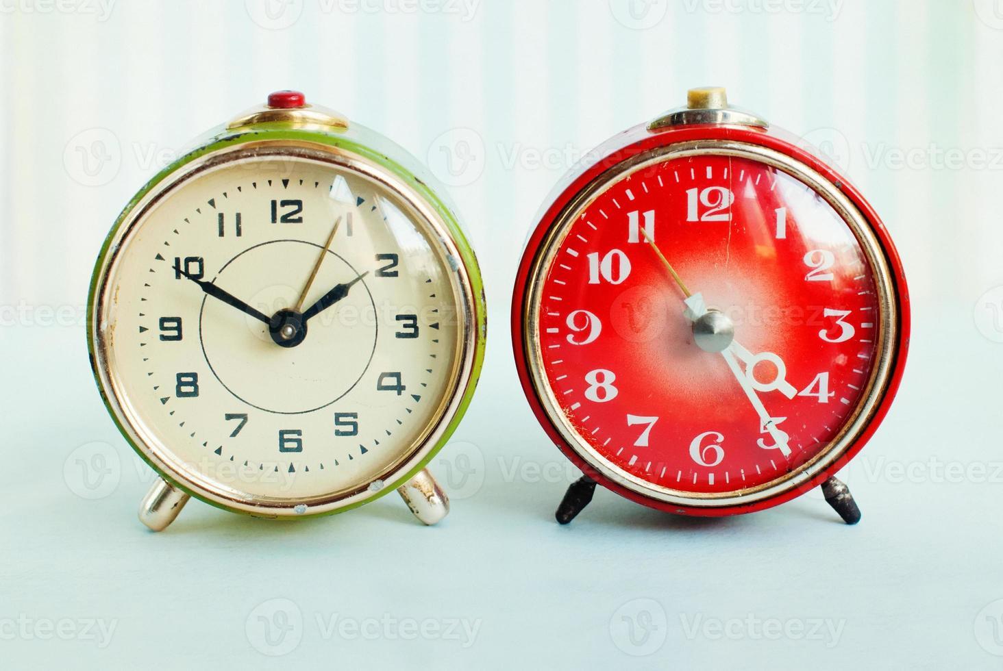 relógios vintage foto