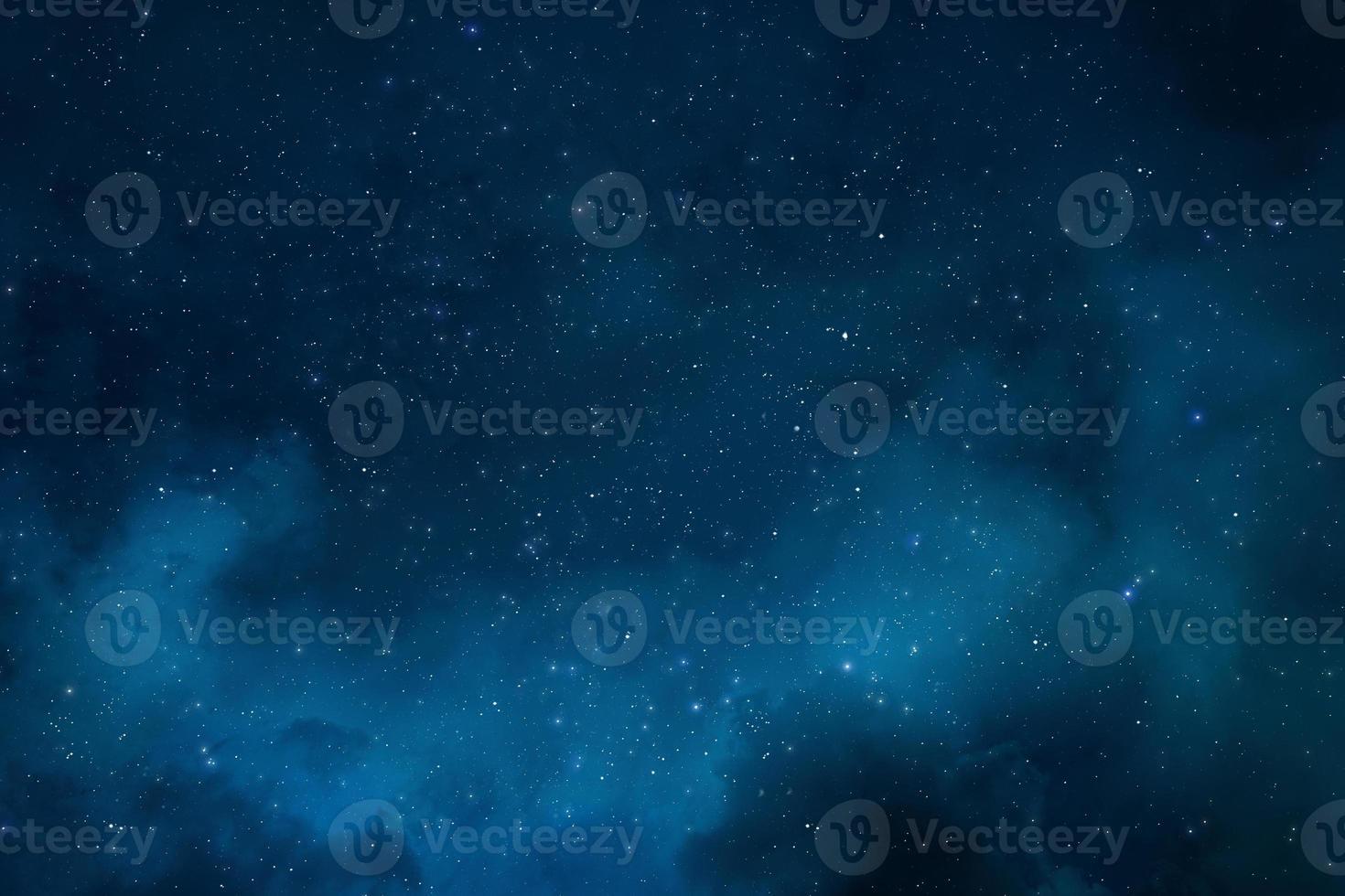 nebulosa do campo estelar foto