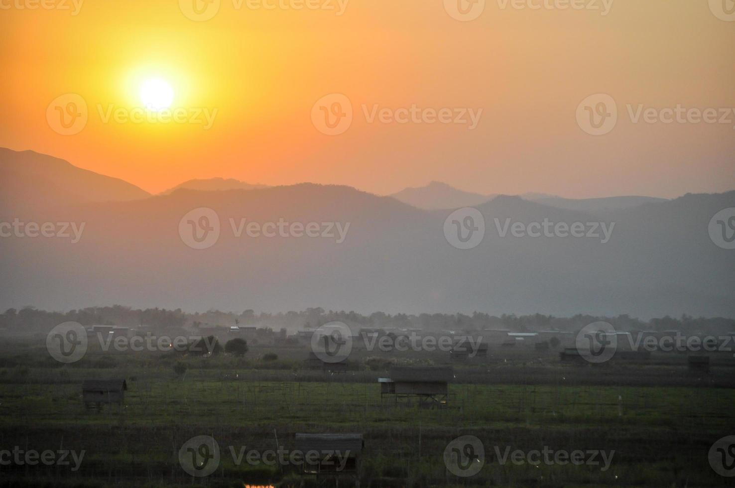 imagem de myanmar foto