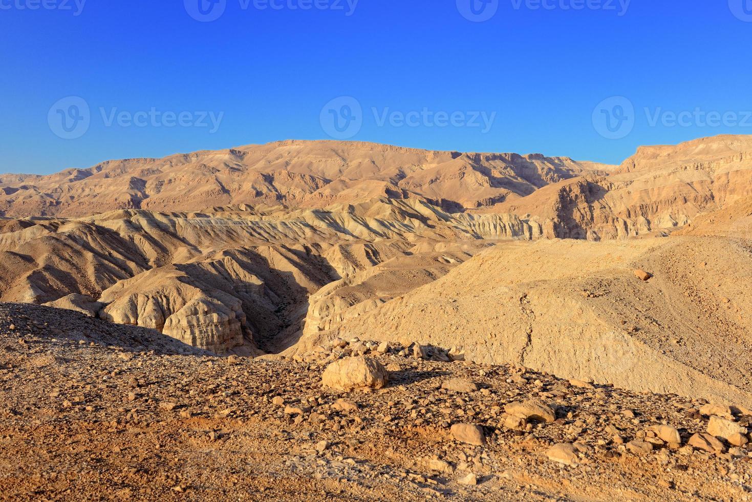 deserto da judéia foto