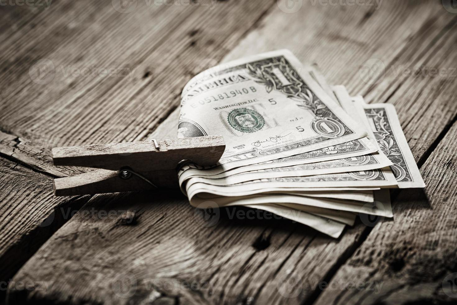 dólares foto