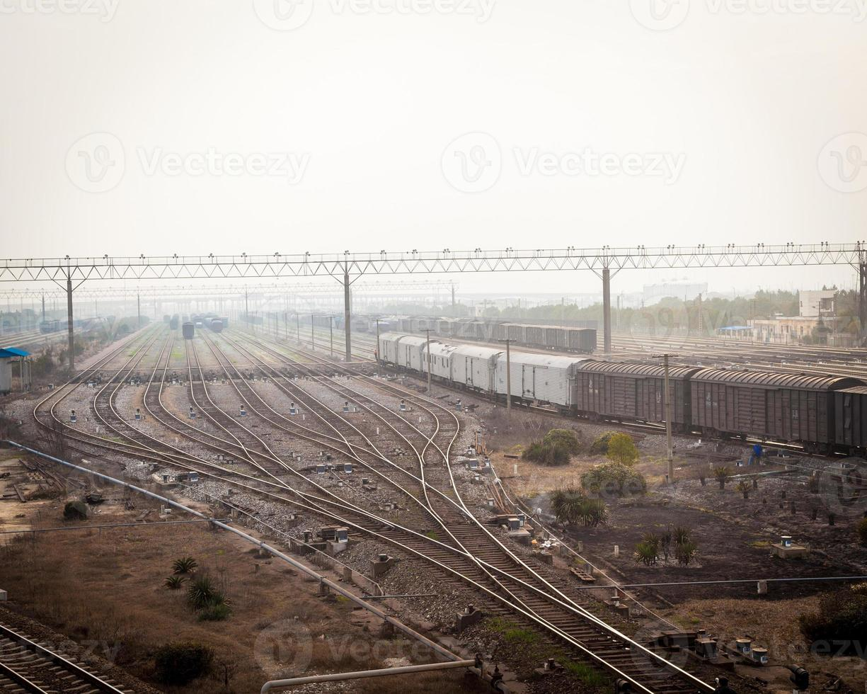 estrada de ferro foto