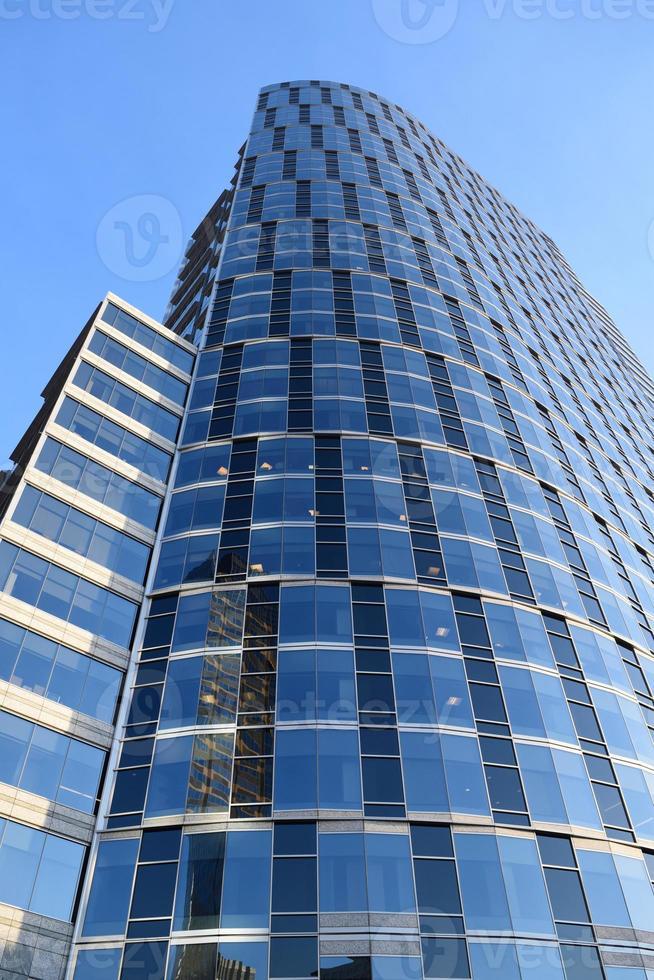 exterior do edifício moderno foto