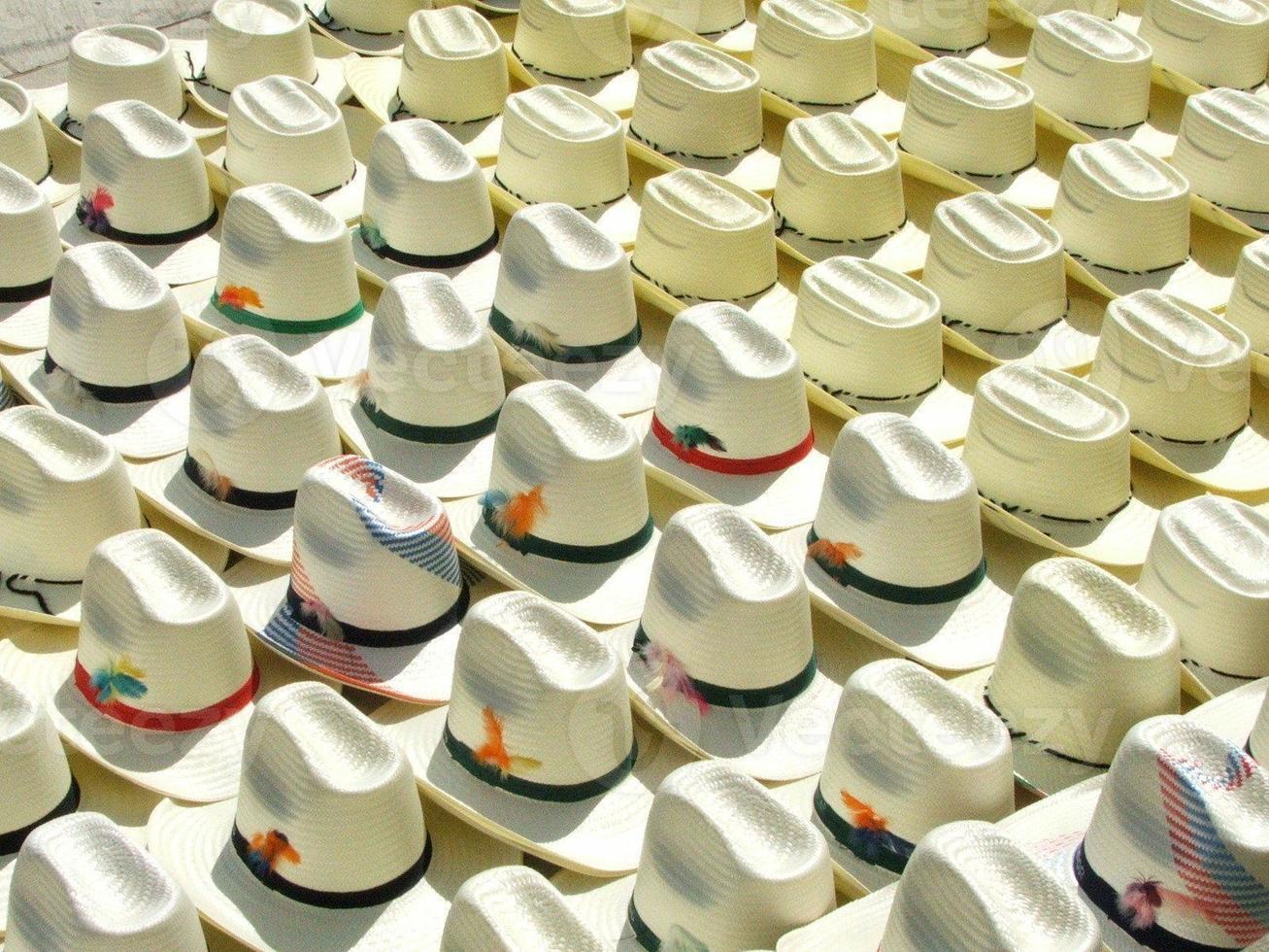 chapéus de stetson foto