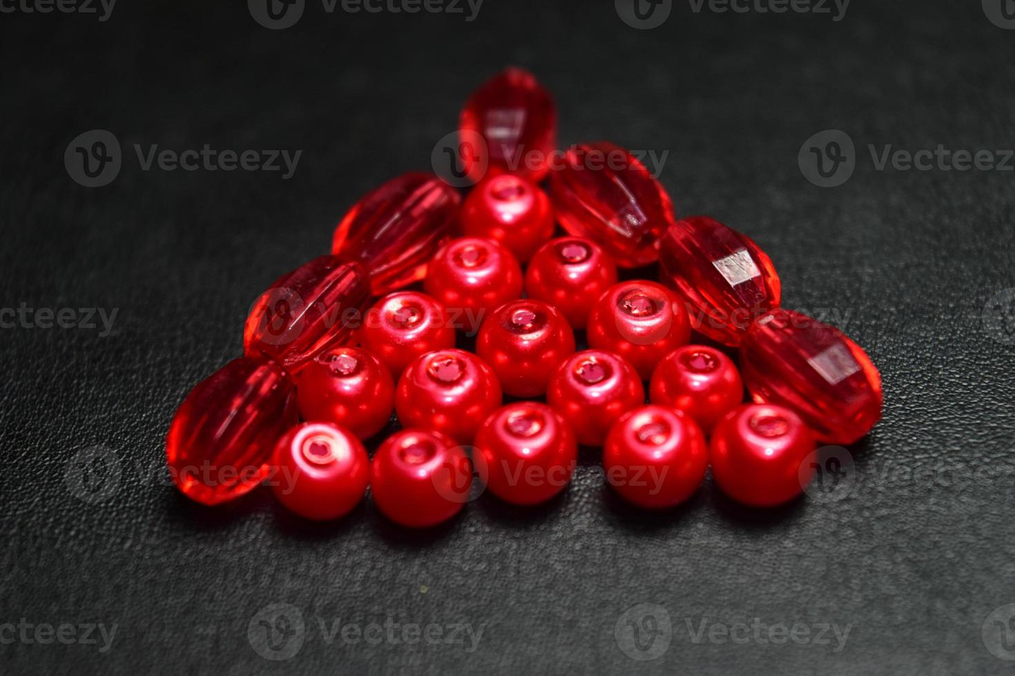objetos vermelhos fotografia foto