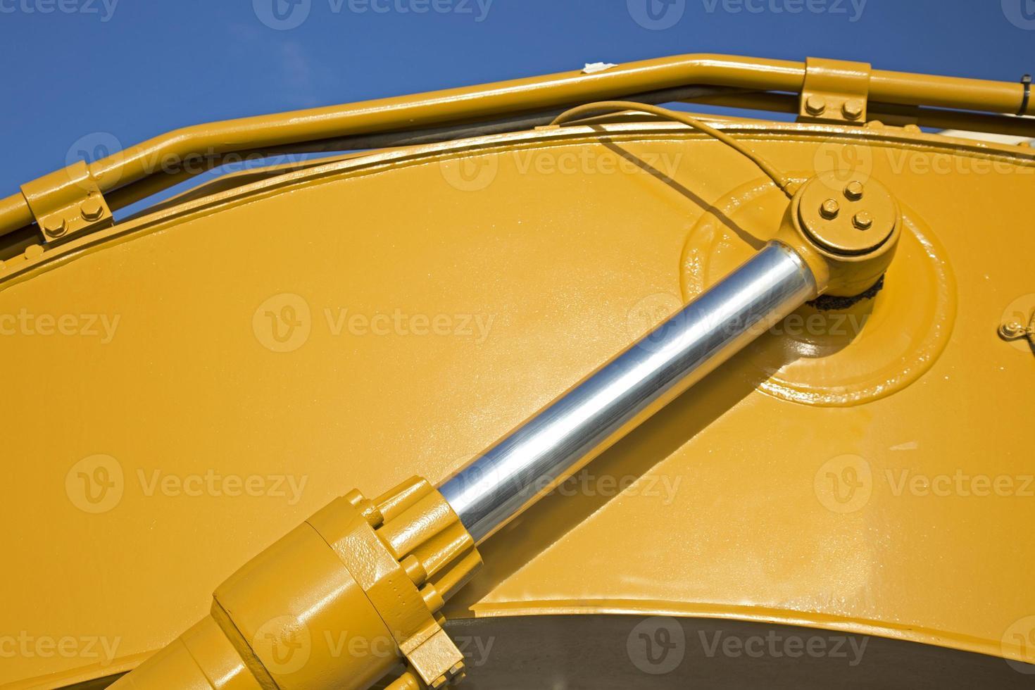 sistema hidráulico foto