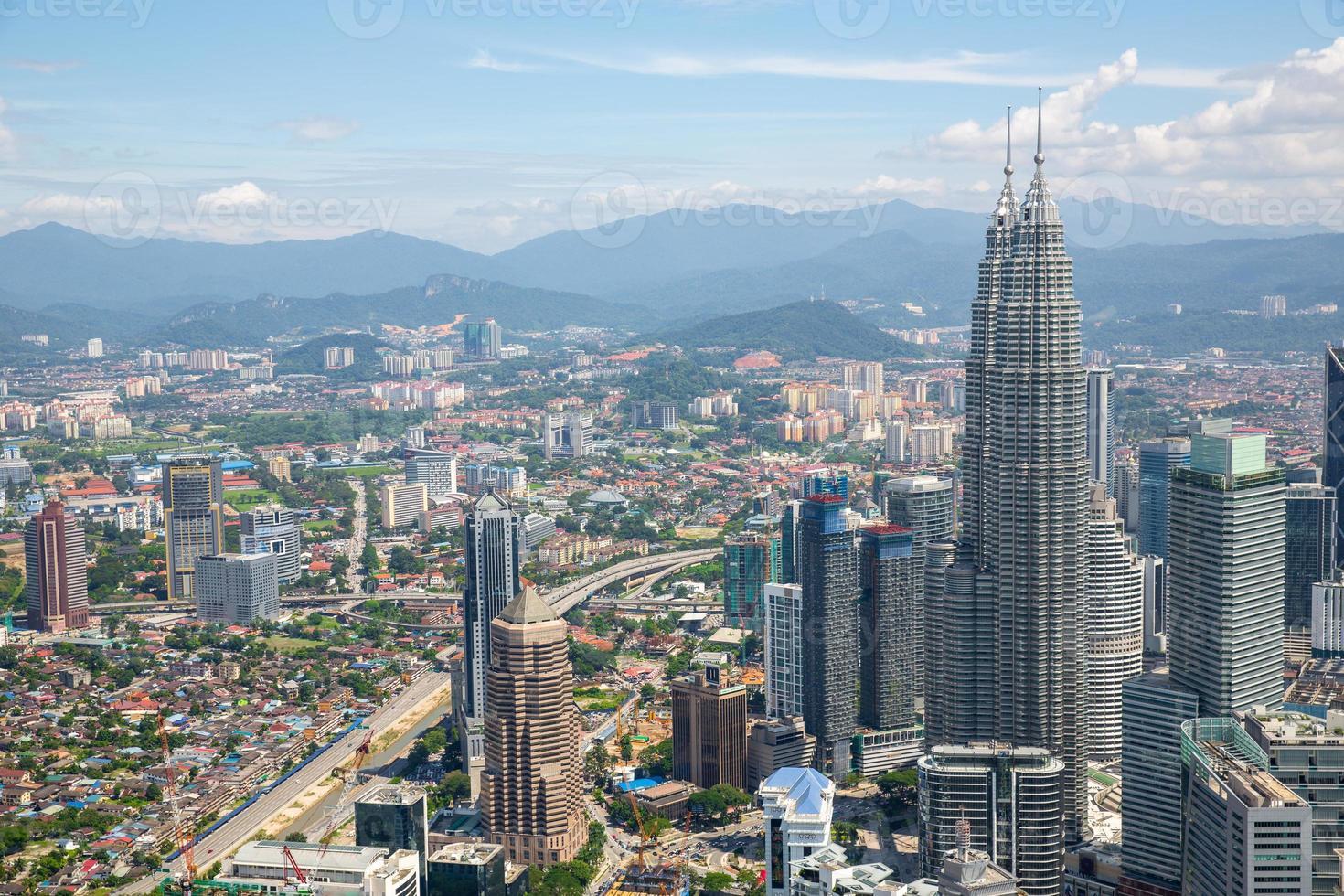 Kuala Lumpur, Malásia. foto