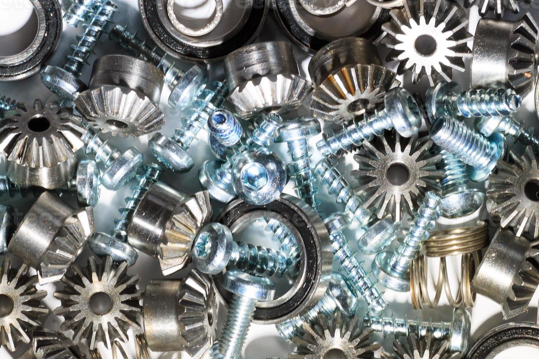 componentes mecânicos foto