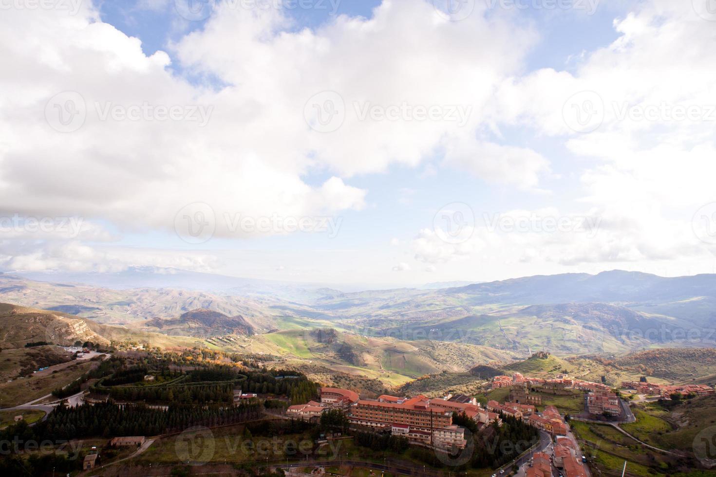 oasi di troina, sicília foto
