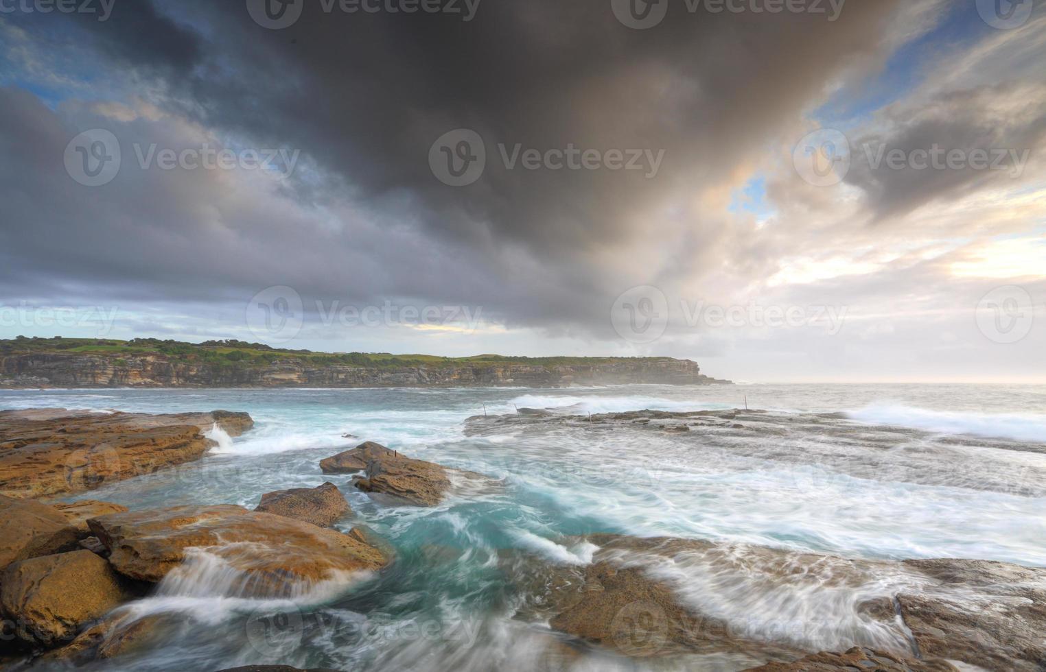 pequena baía sydney austrália foto