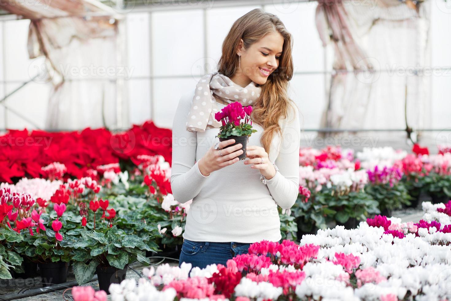 florista foto