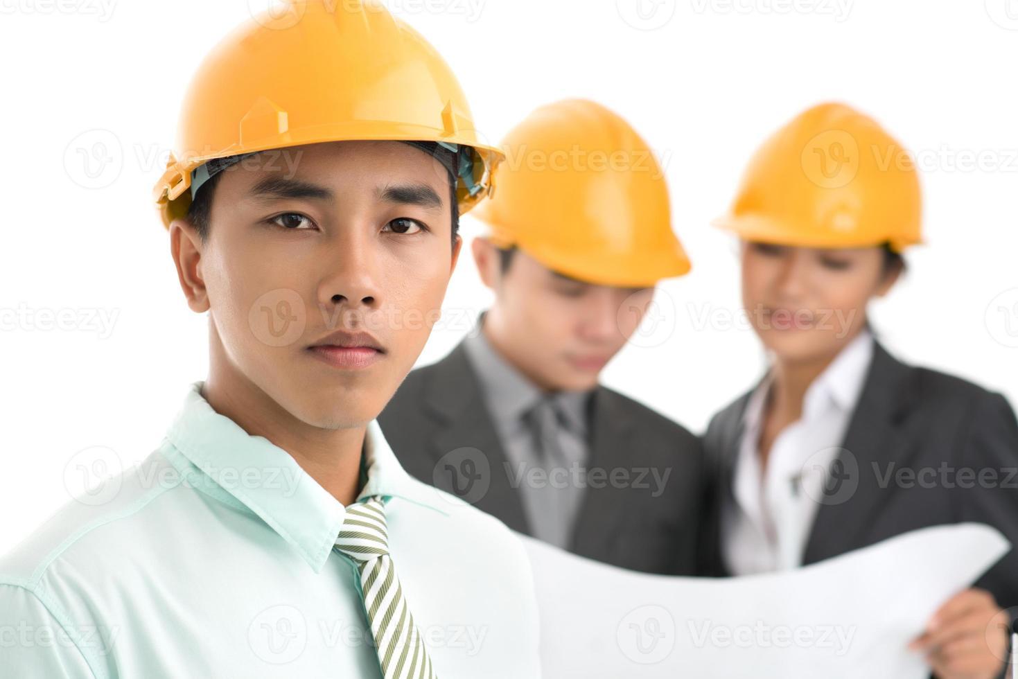 arquiteto em chefe foto