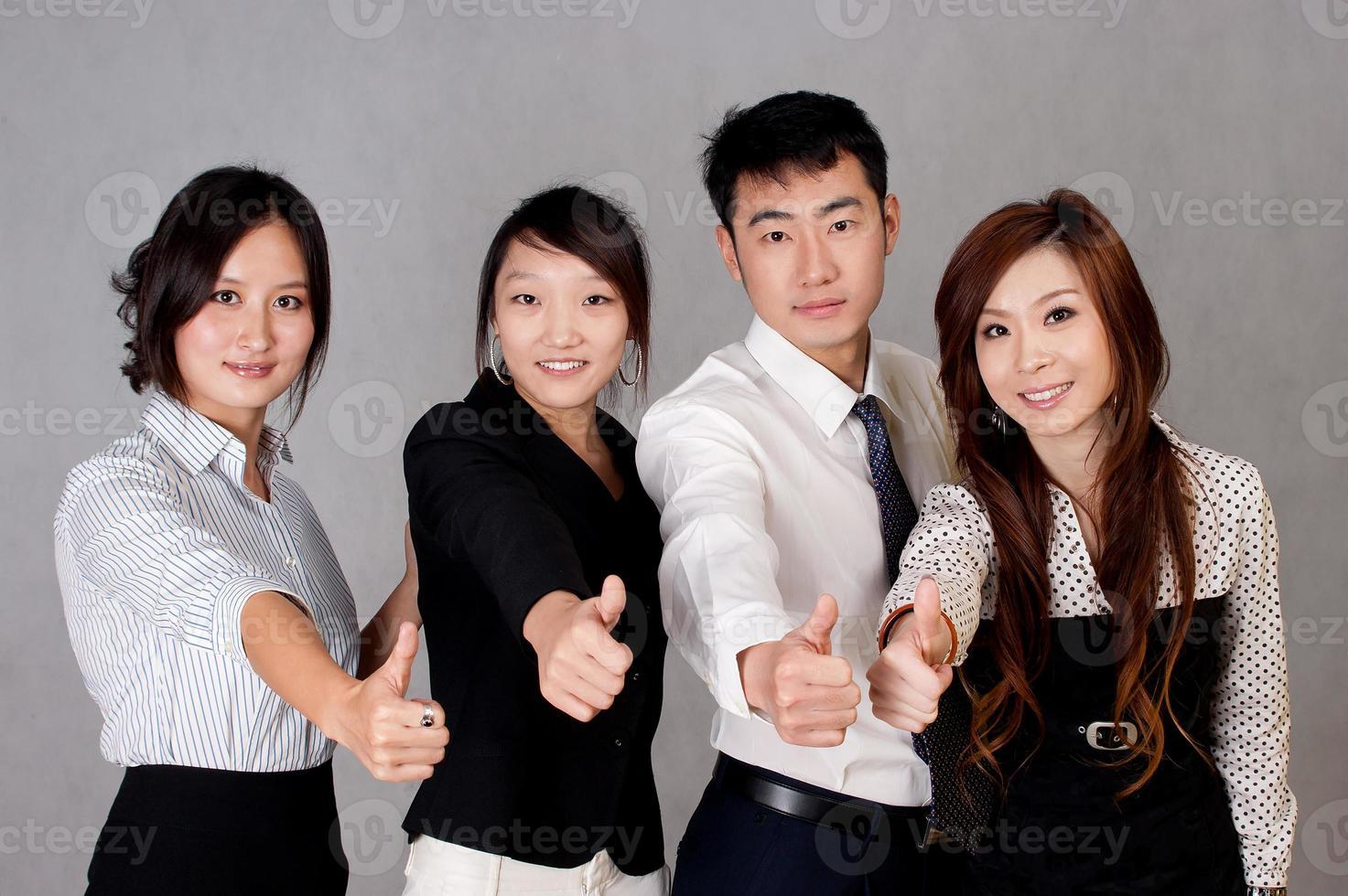 equipe de negócios foto