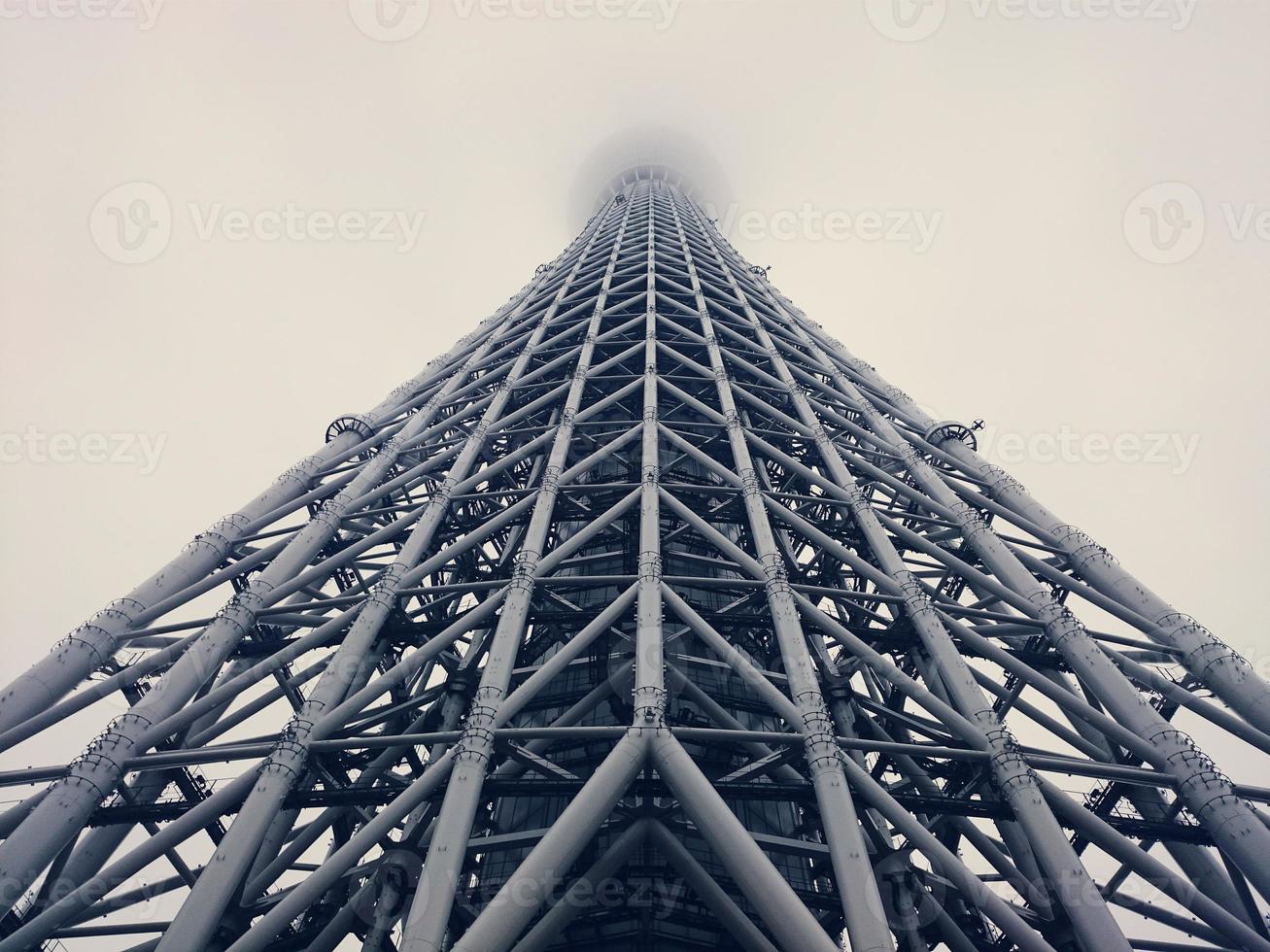 skytree de tóquio foto