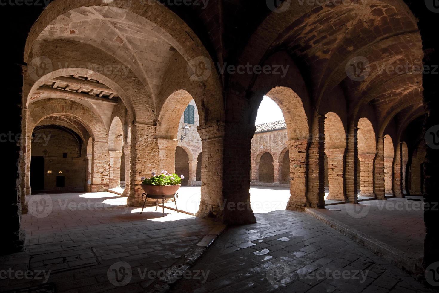 claustro antigo foto