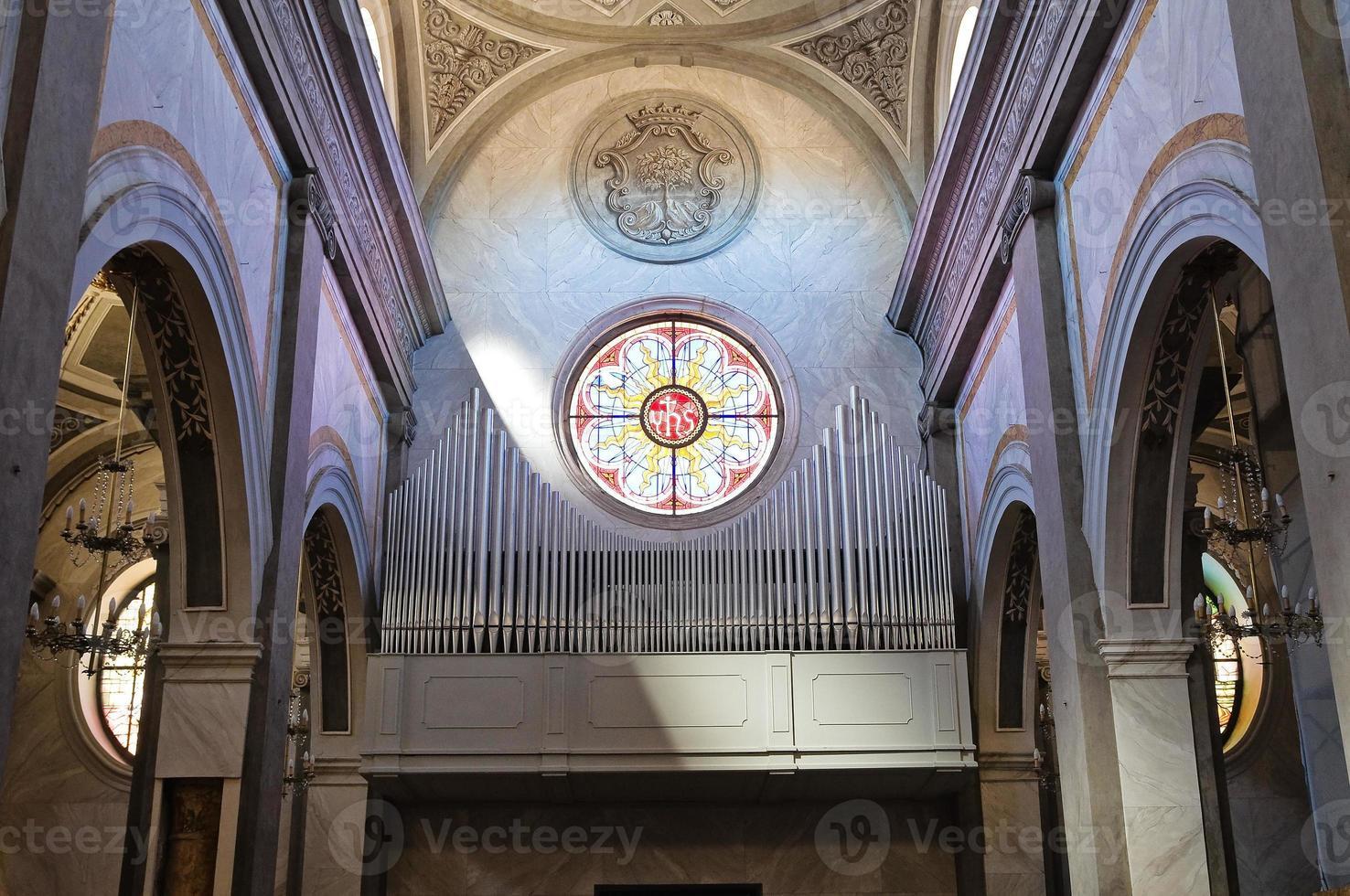 igreja mãe de noci. Puglia. Itália. foto