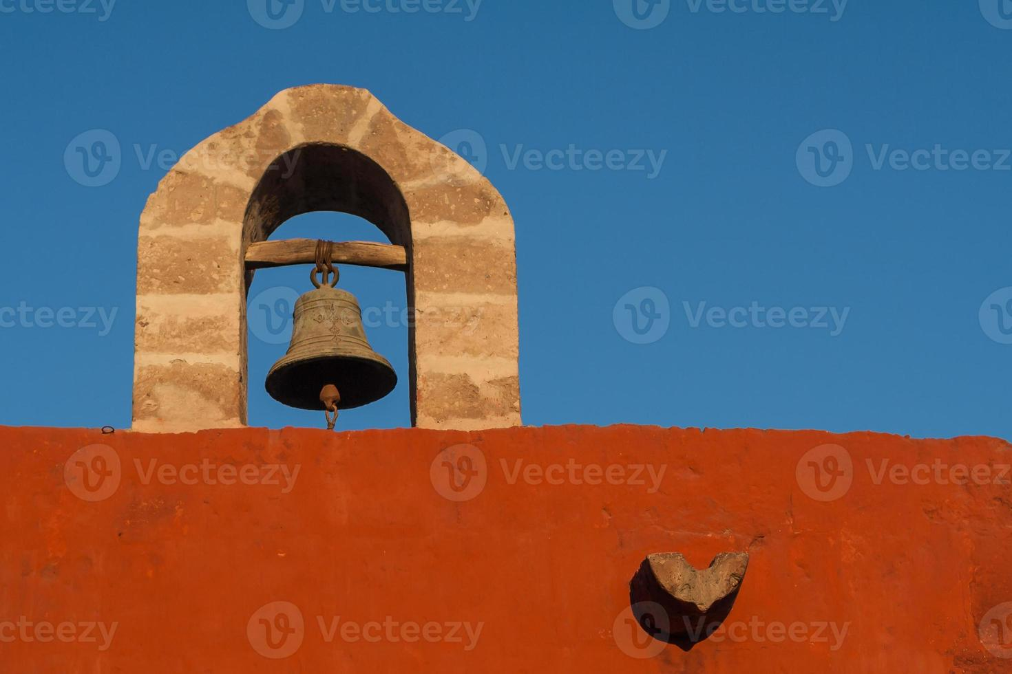 torre sineira santa catalina foto