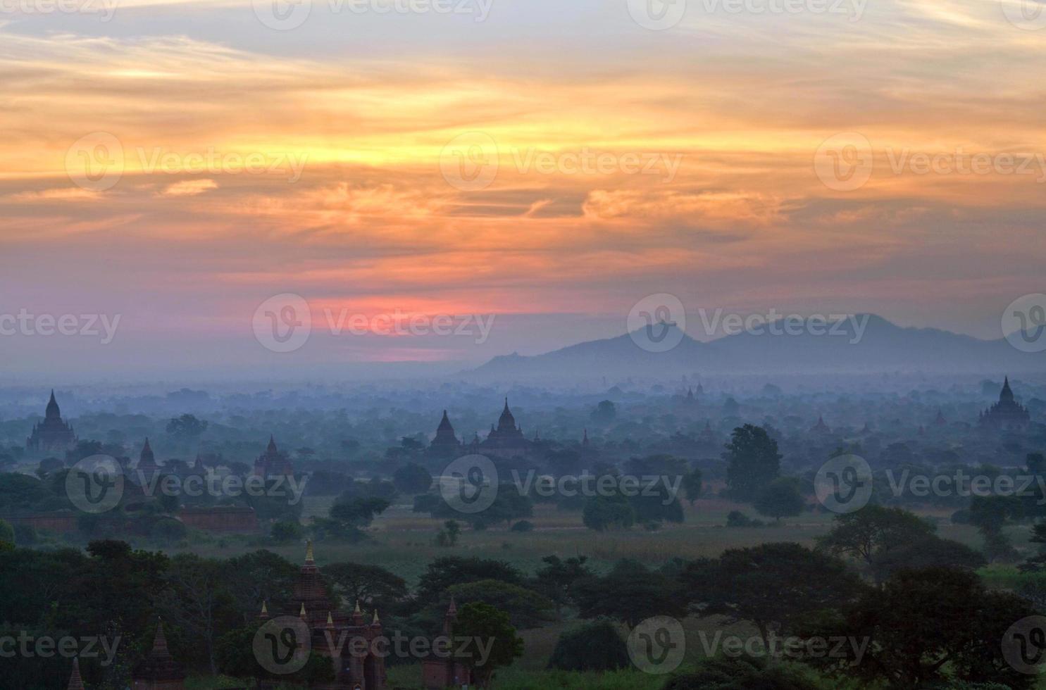 Bagan, Mianmar foto