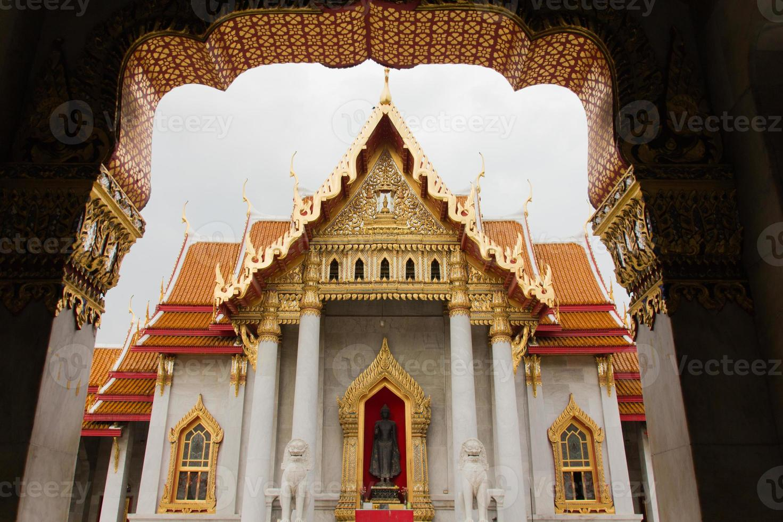 o templo de mármore foto