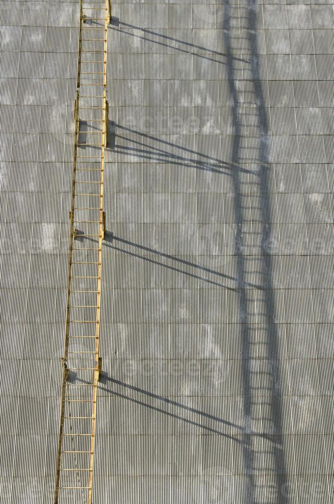silo para cereais comercial foto