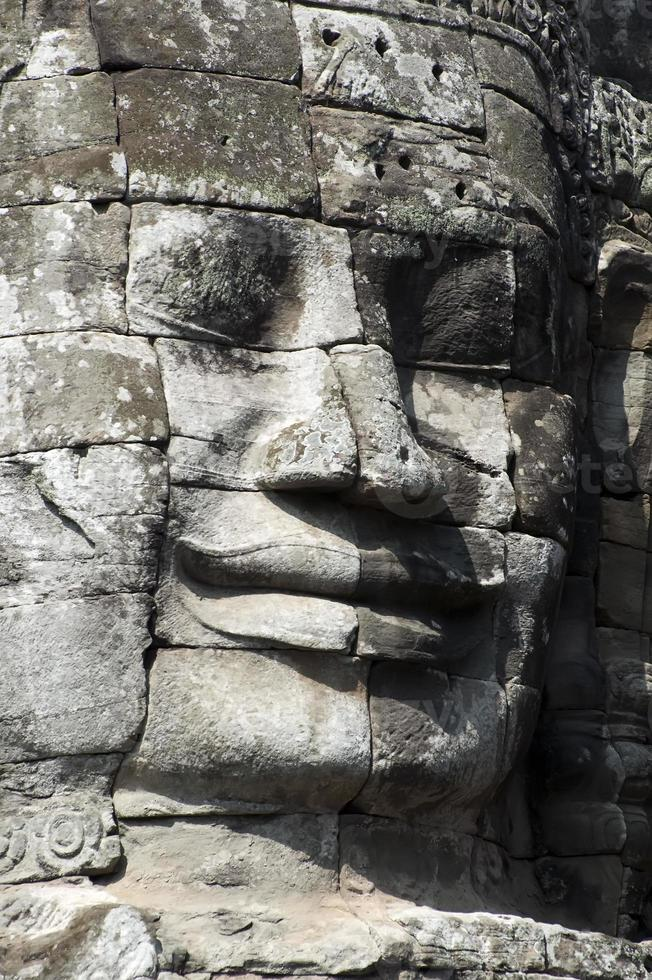 camboja siem reap angkor wat bayon templo foto