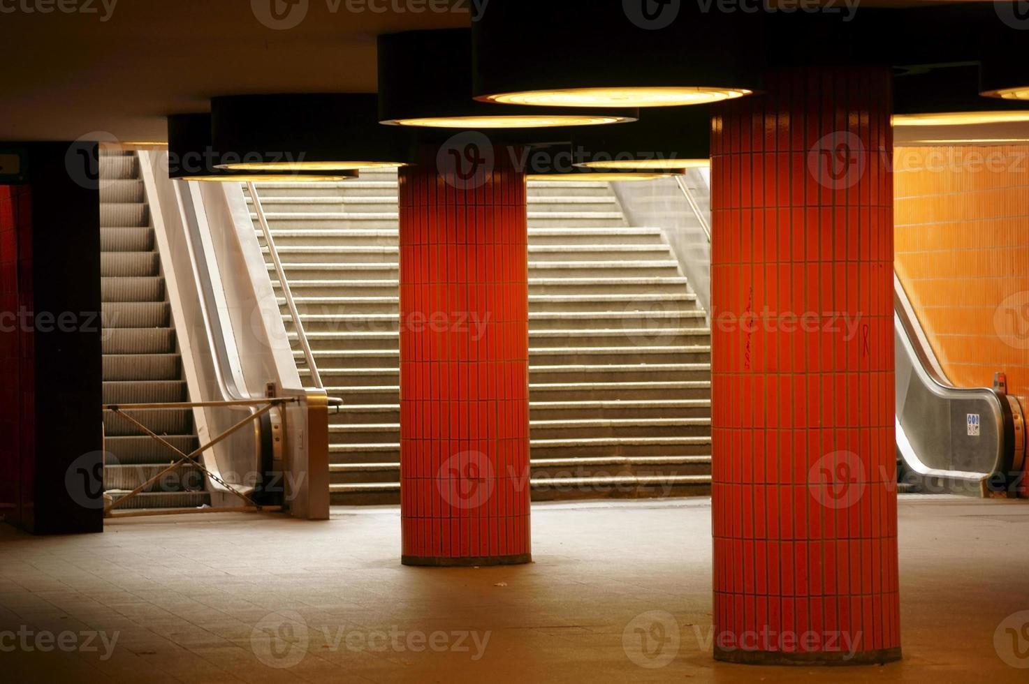 saída do túnel foto