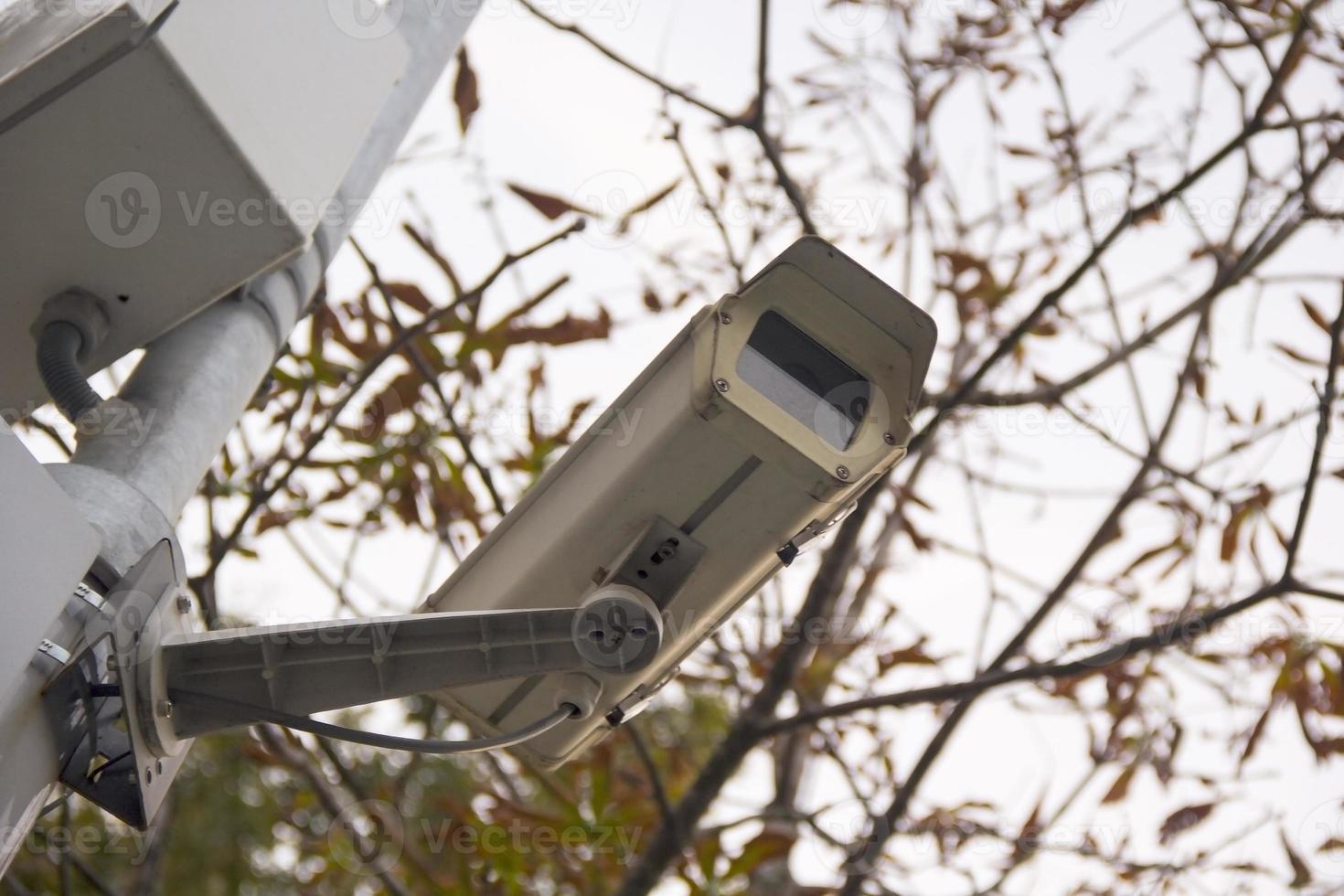 câmera de segurança foto