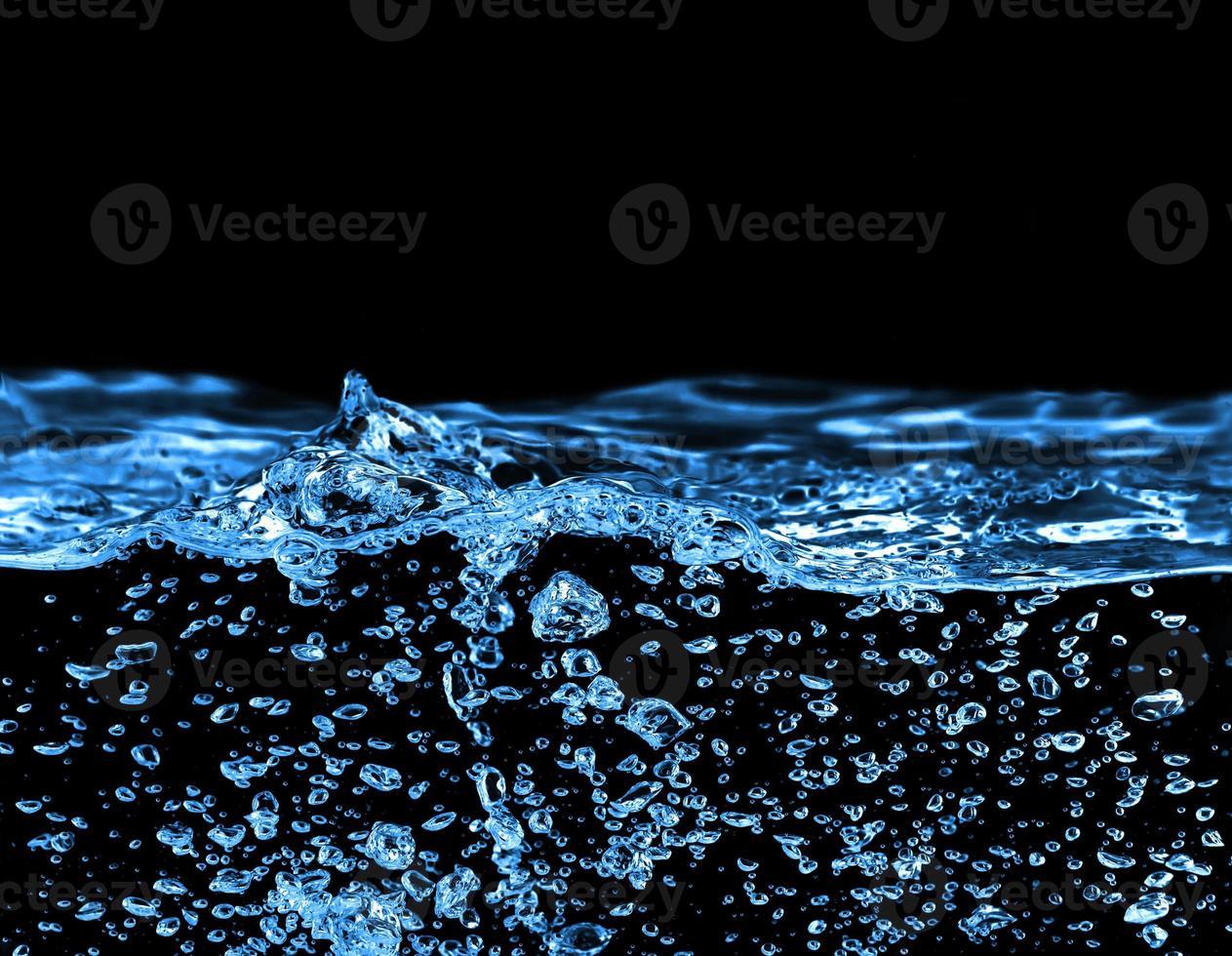água Azul foto