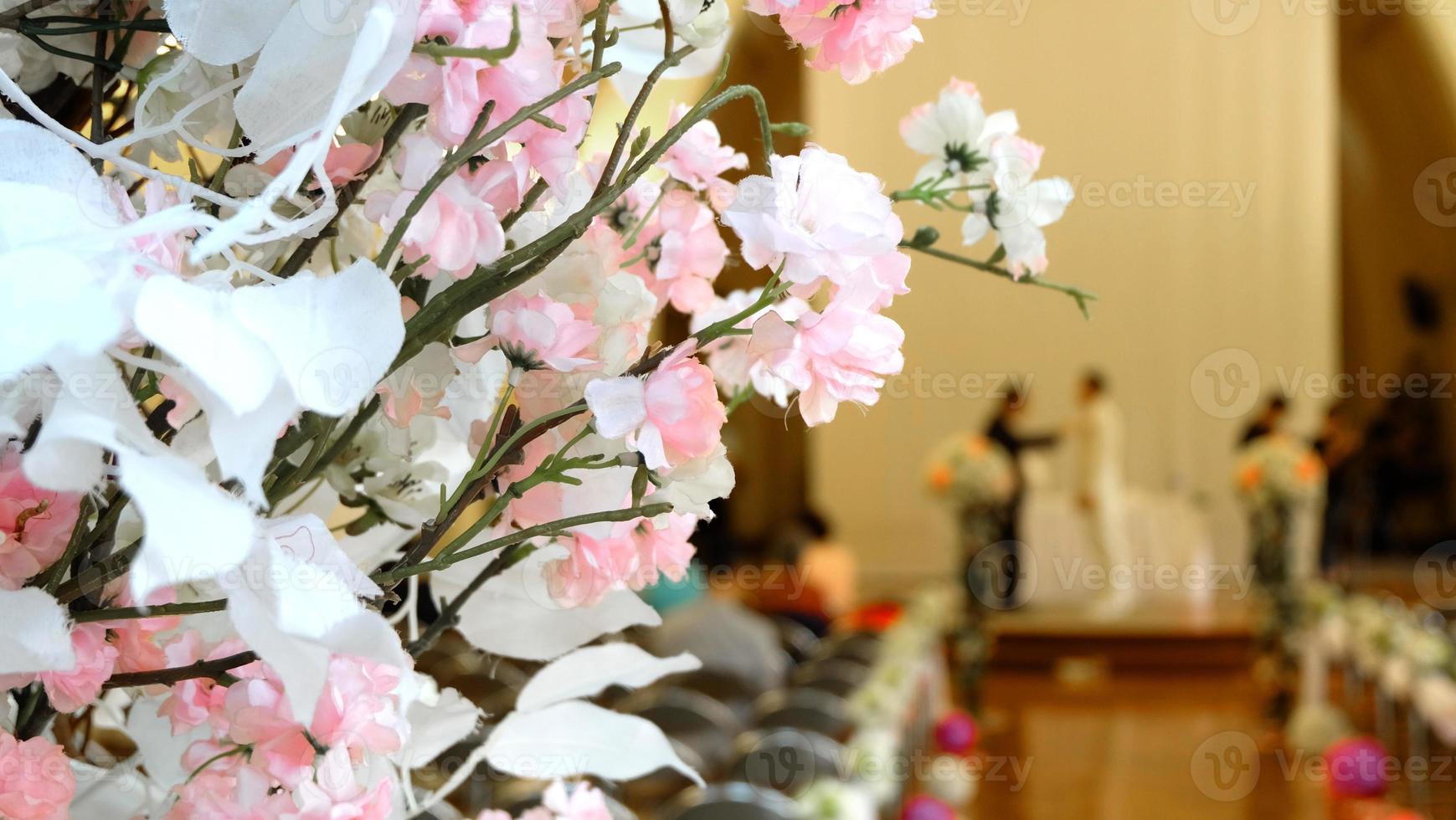 decorações de casamento internas foto