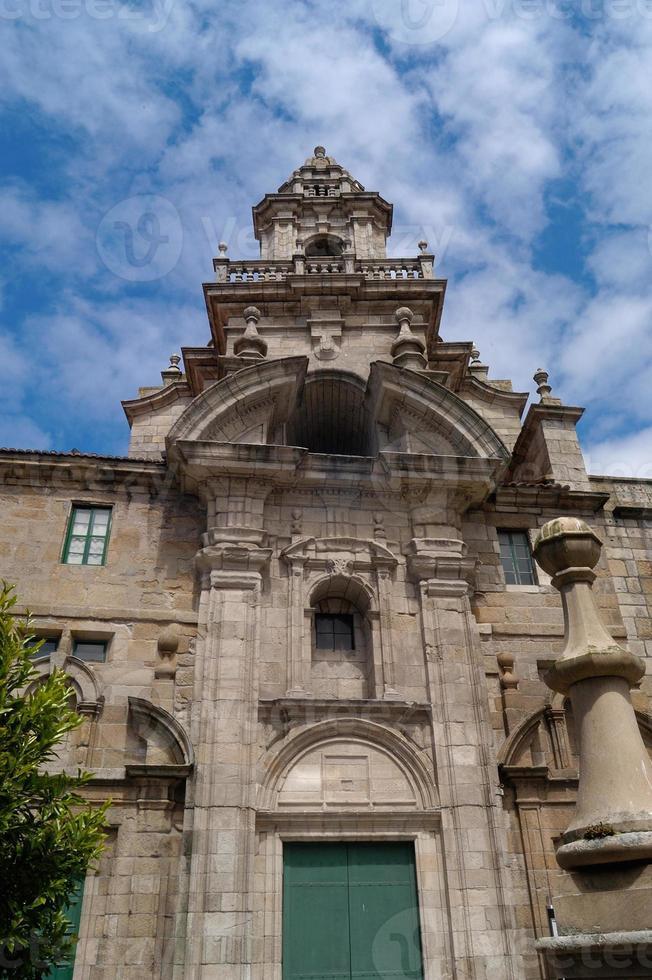 convento, la coruña, galicia foto