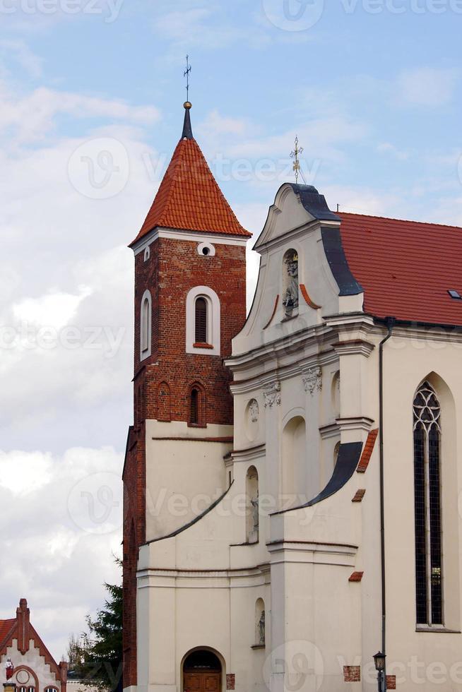 igreja barroca foto