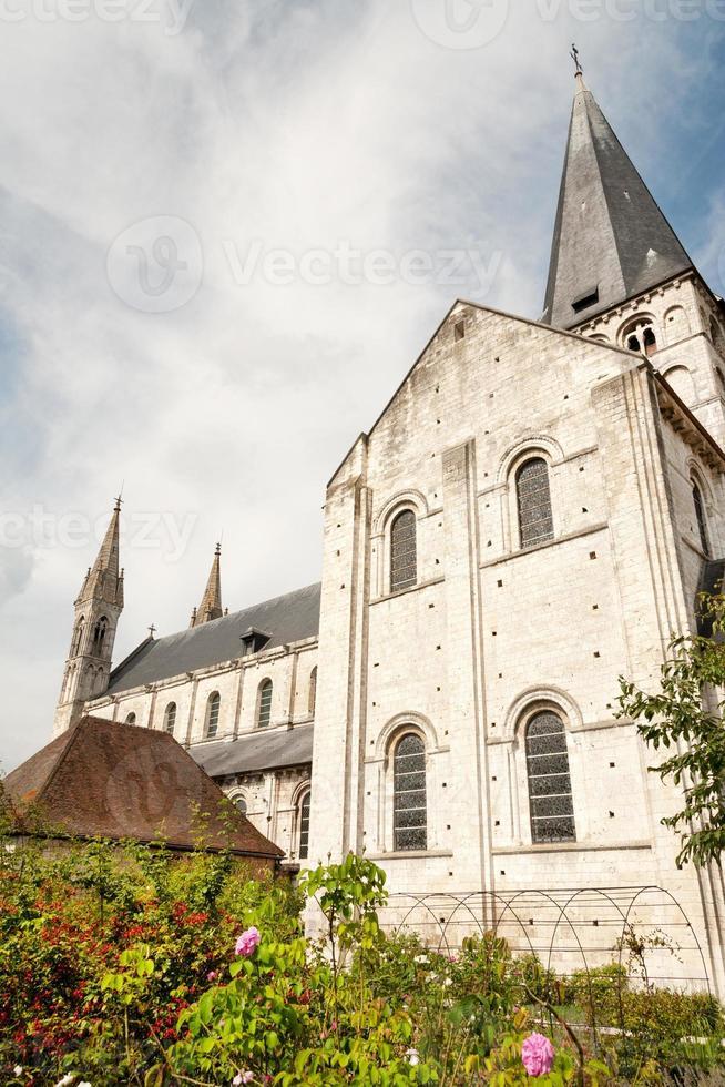 abadia saint-georges de boscherville foto