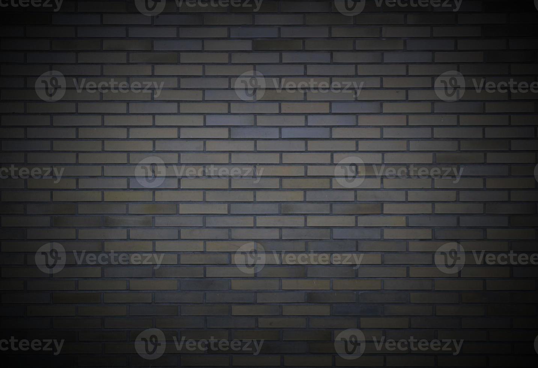 textura de tijolo cinza foto