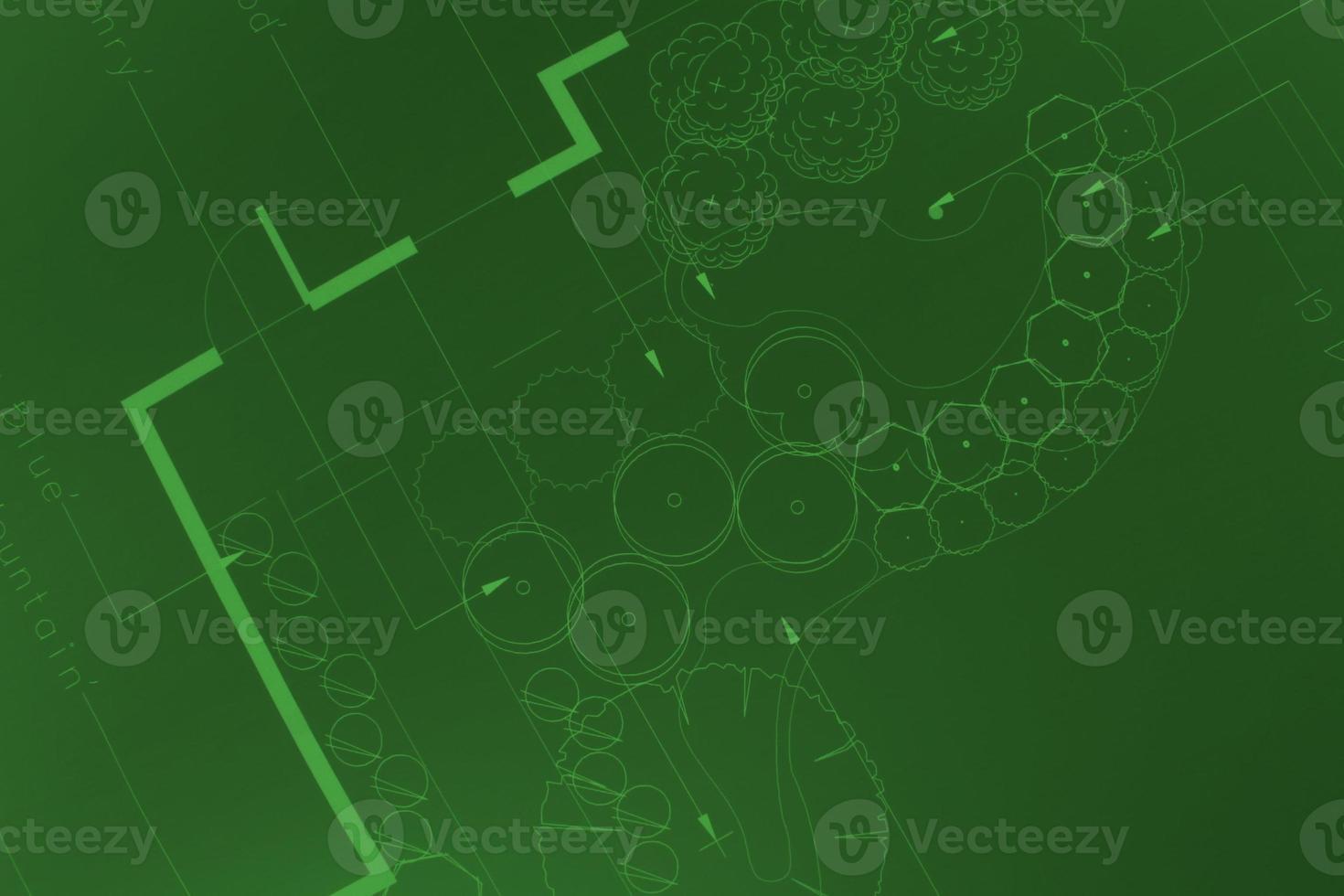 cópias verdes foto