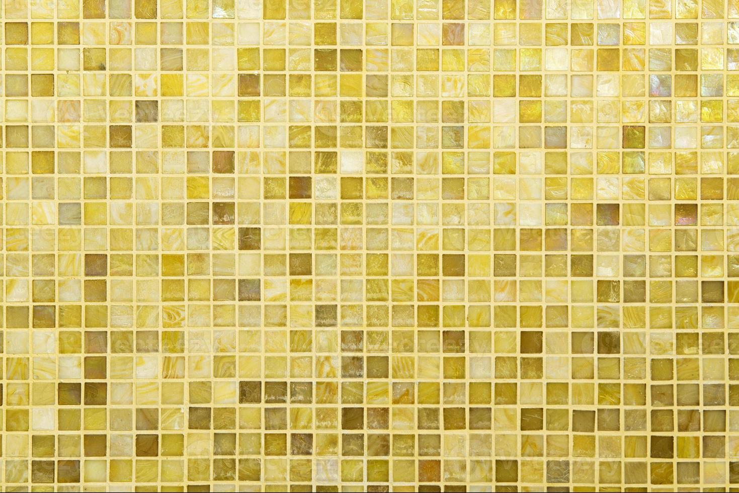 telha de mosaico foto