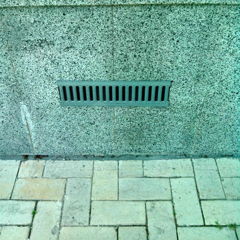 grade de ventilação. foto
