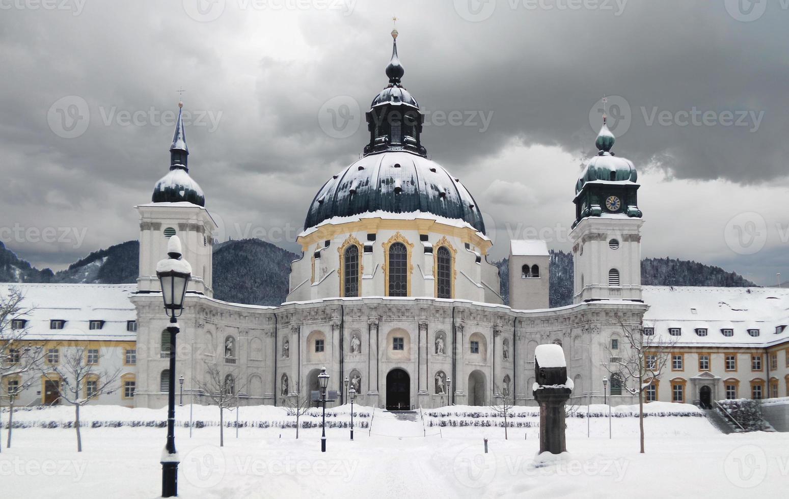 monasterio foto