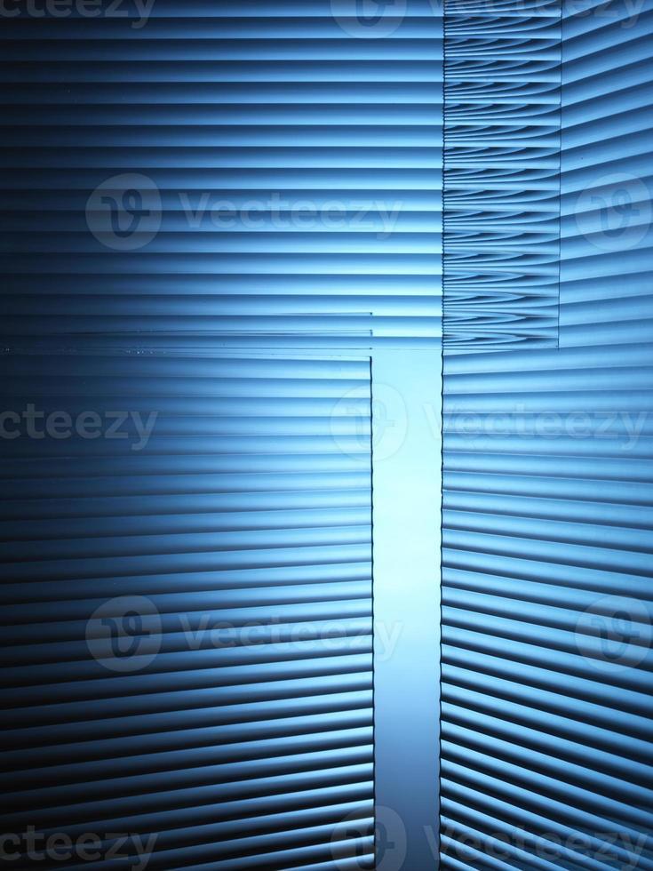 sfondo blu vetro foto
