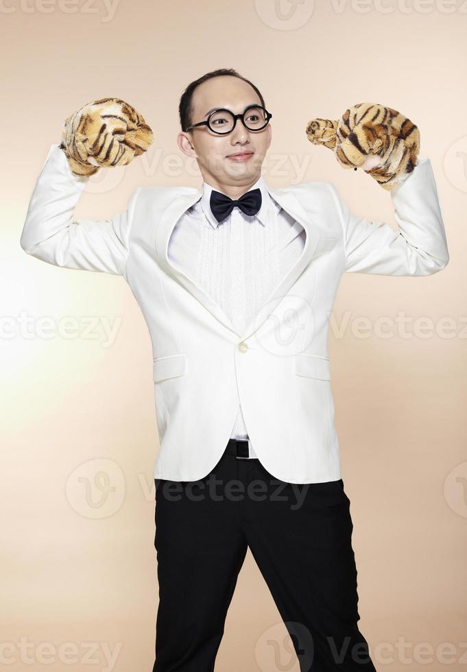 noivo chinês foto