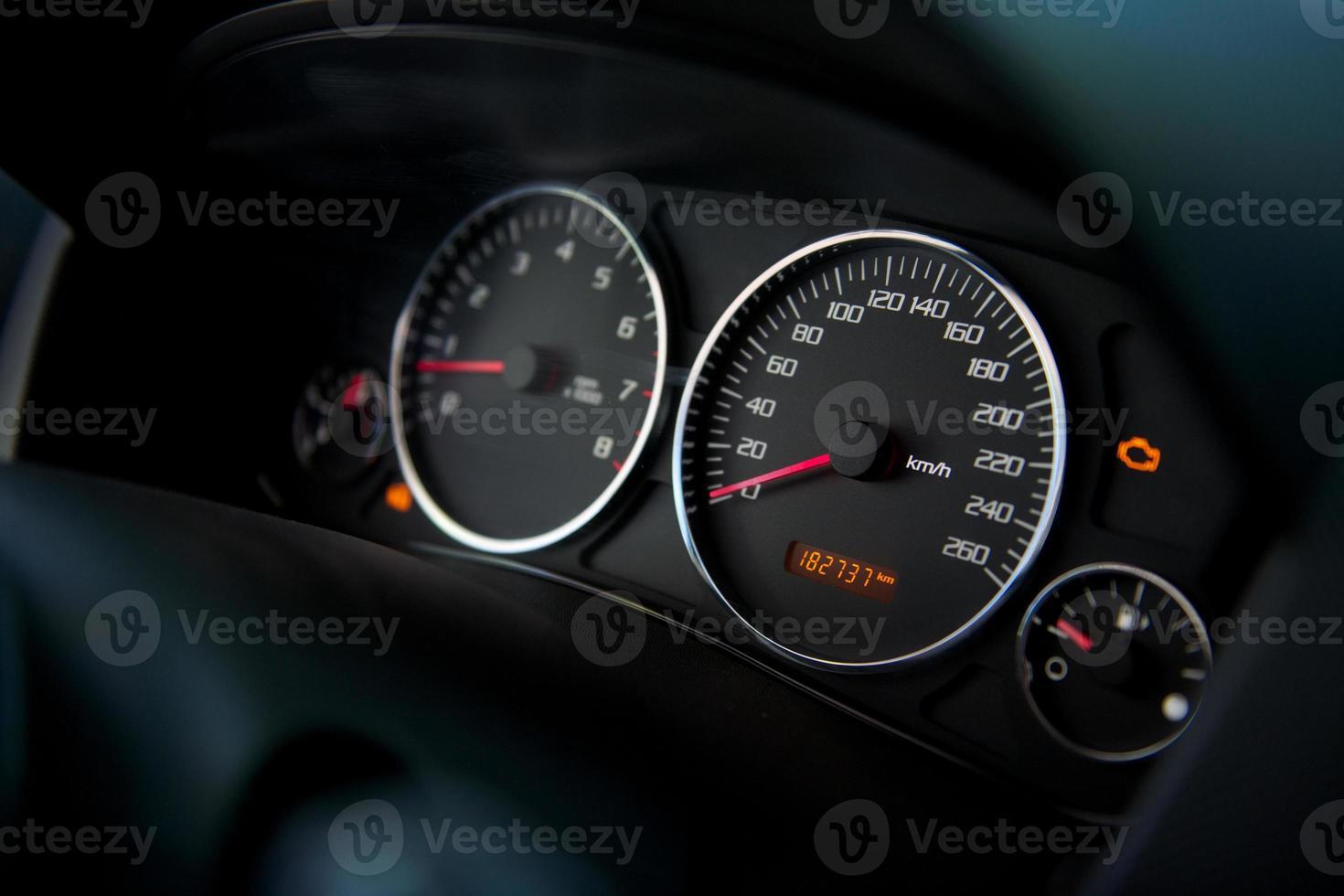 interior do carro foto