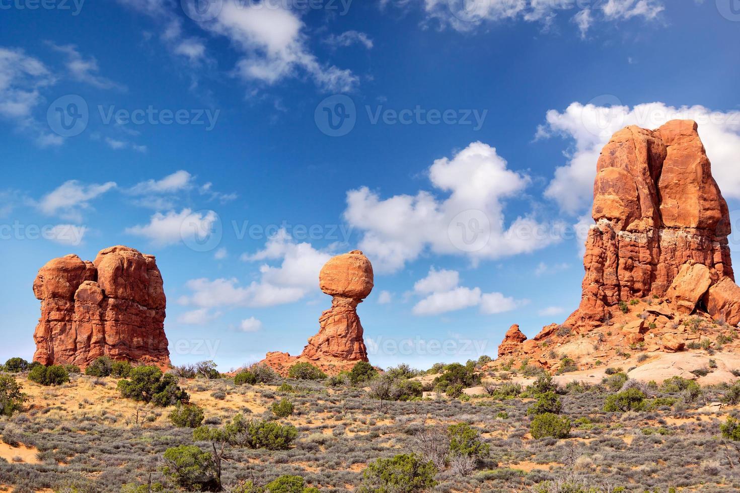 arcos parque nacional foto