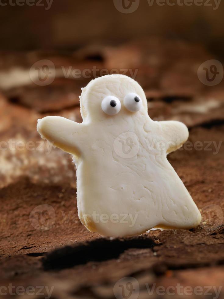 biscoitos de halloween divertidos foto