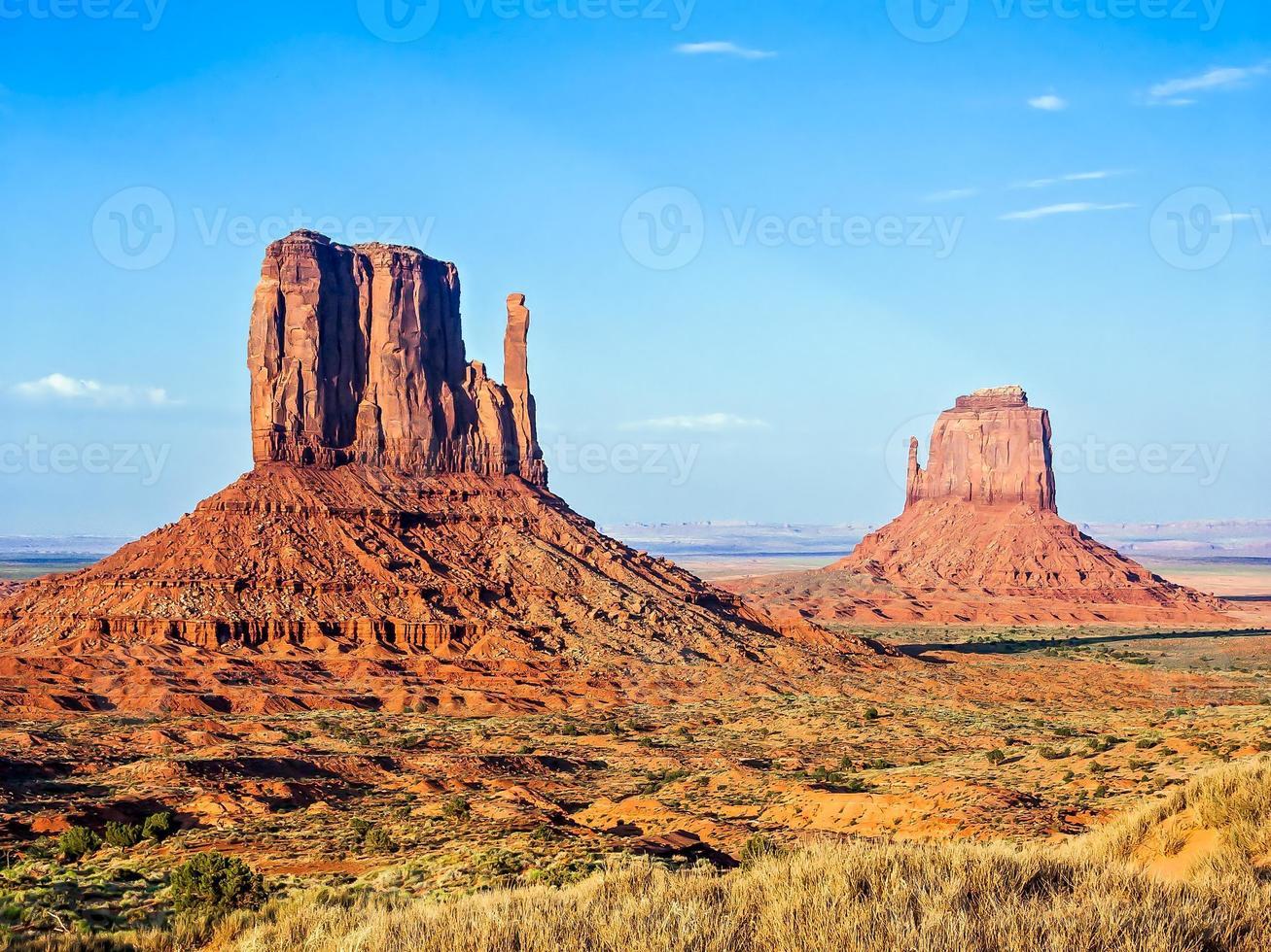 as luvas do vale do monumento foto