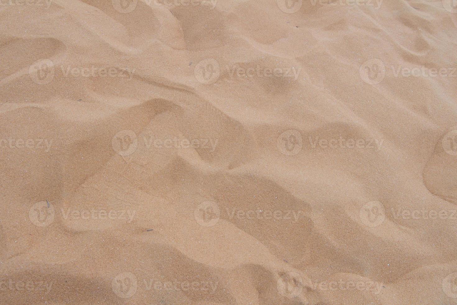 textura de areia vermelha forma duna de areia vermelha vietnã foto