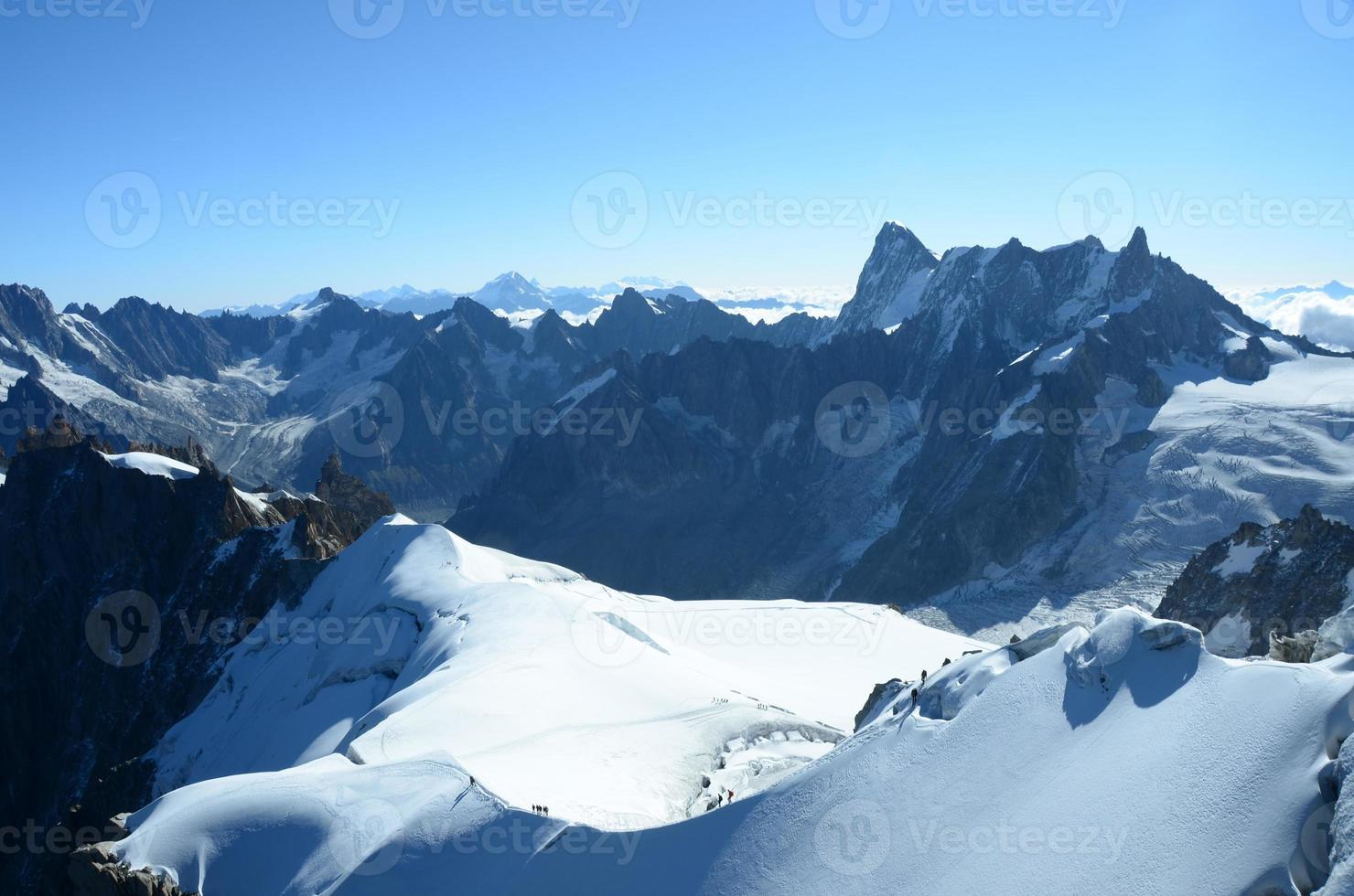 cenário de montanha foto