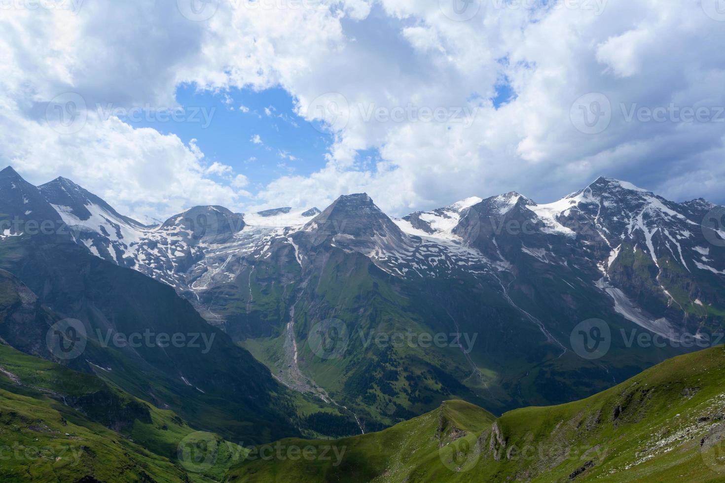 montanhas; Áustria foto