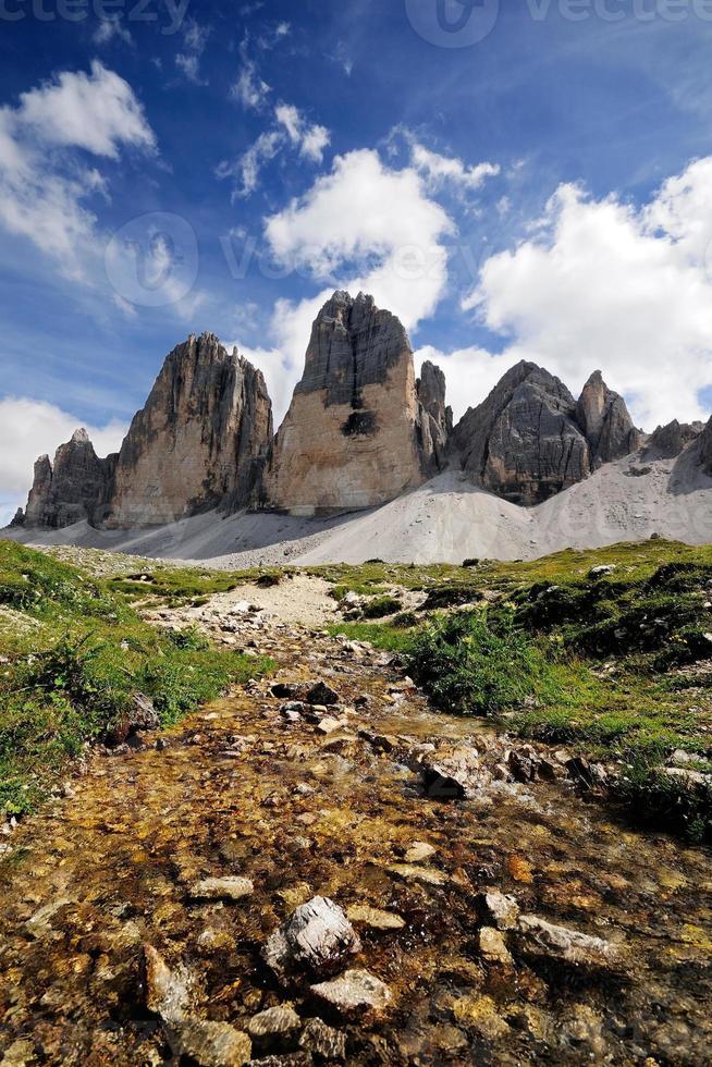 frescor das montanhas foto