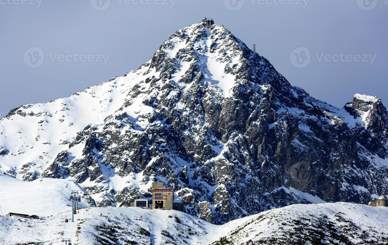 montanhas tatra foto