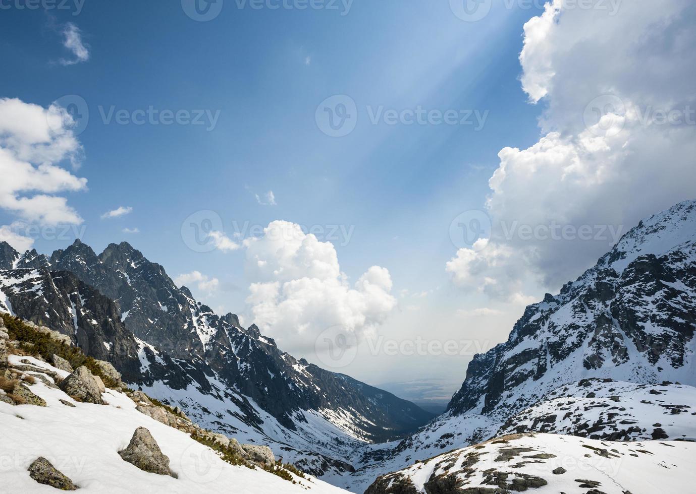 vale da montanha foto
